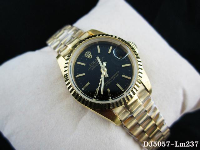 Rolex Watch 01966 Men's All-steel Wristwatches