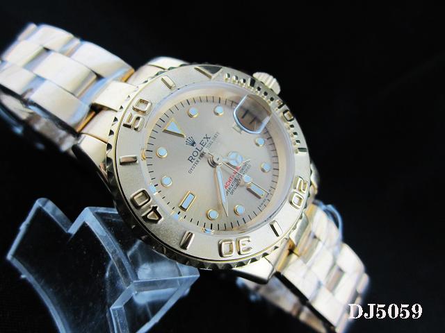 Rolex Watch 01967 Men's All-steel Wristwatches
