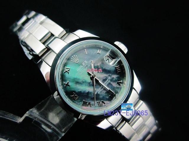 Rolex Watch 01974 Men's All-steel Wristwatches