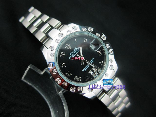 Rolex Watch 01975 Men's All-steel Wristwatches