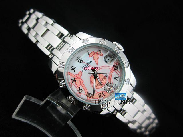 Rolex Watch 01977 Men's All-steel Wristwatches