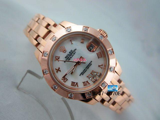 Rolex Watch 01979 Men's All-steel Wristwatches