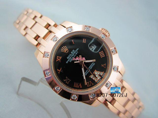 Rolex Watch 01981 Men's All-steel Wristwatches