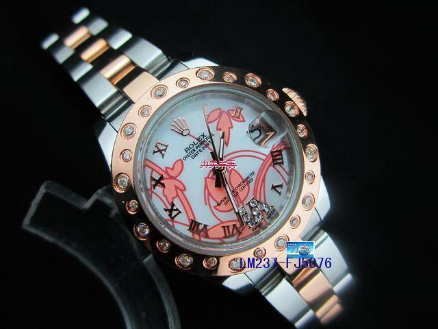 Rolex Watch 01985 Men's All-steel Wristwatches