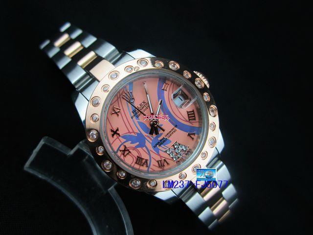 Rolex Watch 01986 Men's All-steel Wristwatches