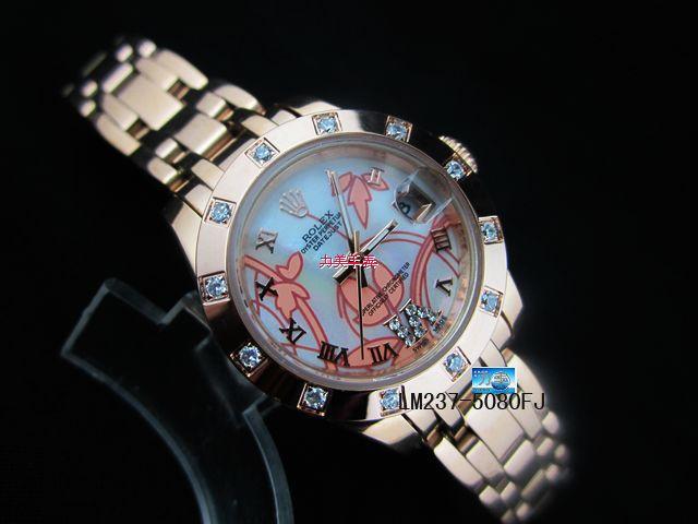 Rolex Watch 01989 Men's All-steel Wristwatches