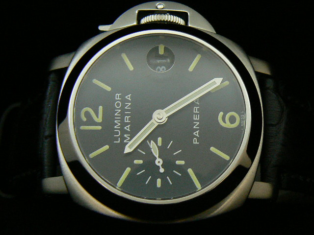PAM 048 PANERAI LUMINOR MARINA 7750