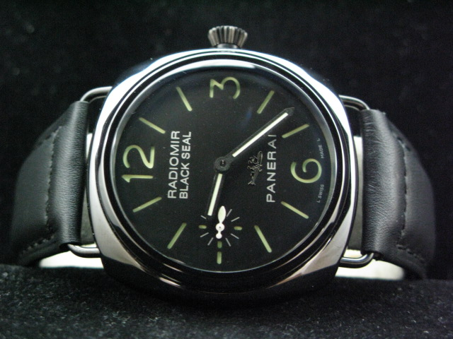 PANERAI RADIOMIR BLACK SEAL ASIAN SWISS 6497