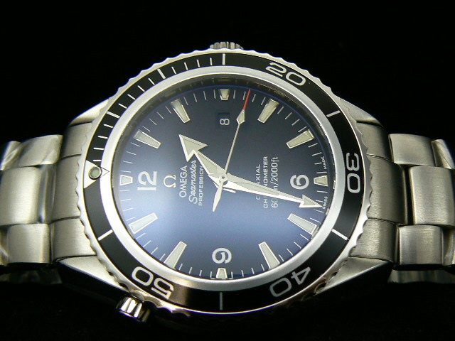 OMEGA PLANET OCEAN SWISS ETA 2824-2   j