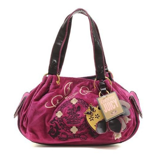 Juicy Couture Butterfly Heart Baby Fluffy Handbag Mulbe