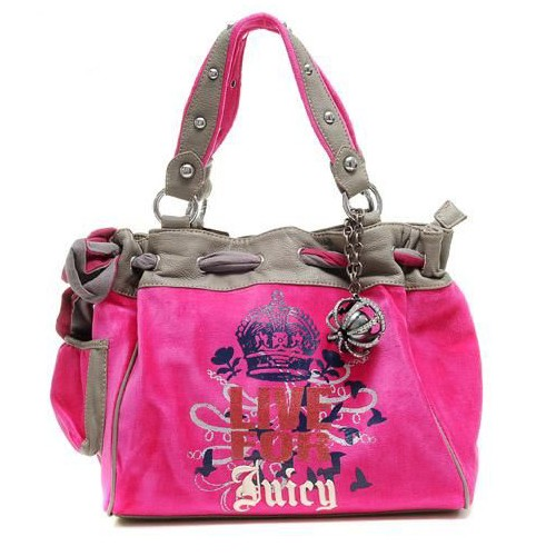 Juicy Couture Live For Juicy Daydreamer Handbag Mulberr