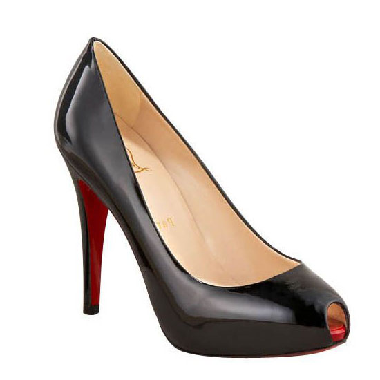 ch ristian Louboutin Pumps Mini Bout Hidden Platform A