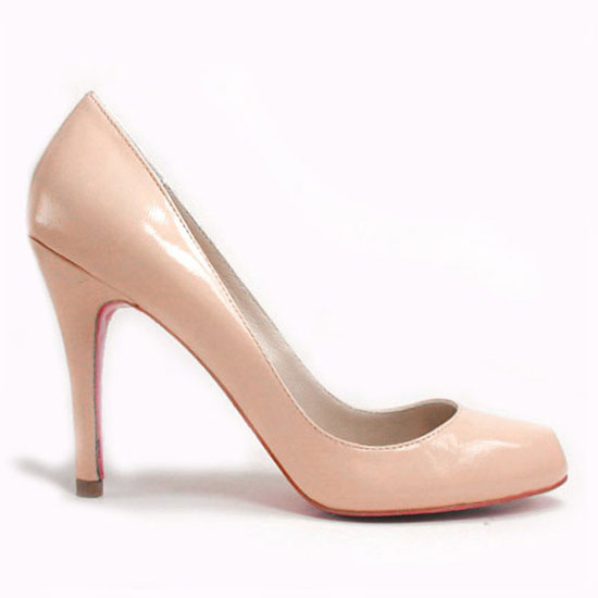 ch ristian Louboutin Pumps Delic Leather Pink