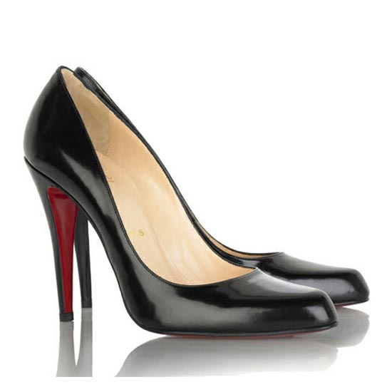 ch ristian Louboutin Pumps Decollete 100 Black