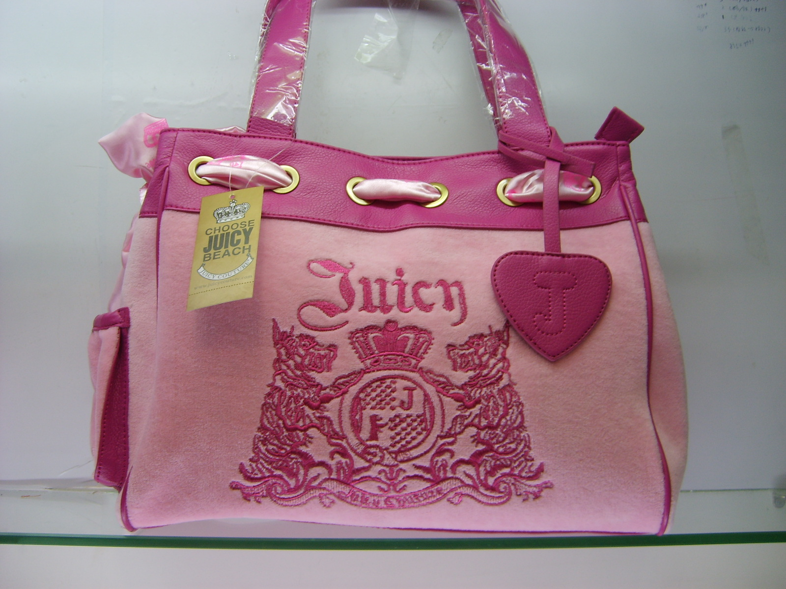Juicy Couture  68 Bags Women's Tote Purse Handbags
