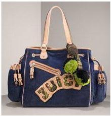 Juicy Couture  87 Bags Women's Tote Purse Handbags