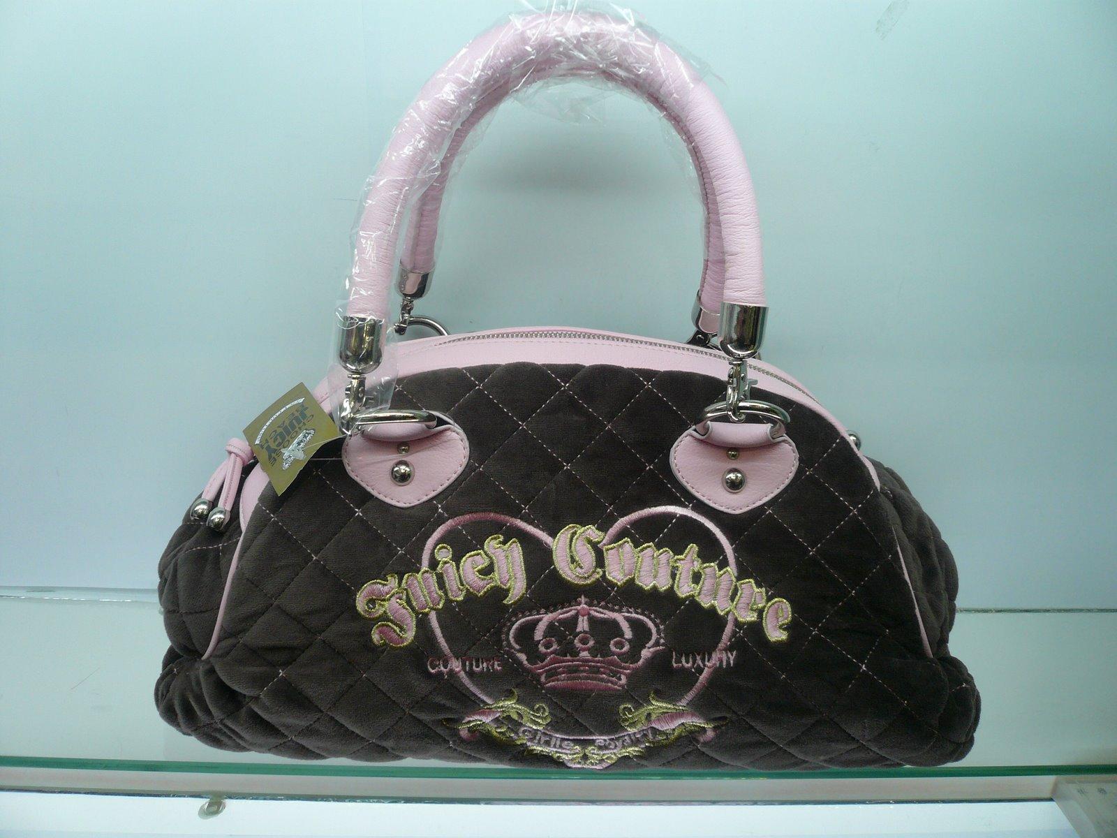 Juicy Couture  120 Bags Women's Tote Purse Handbags