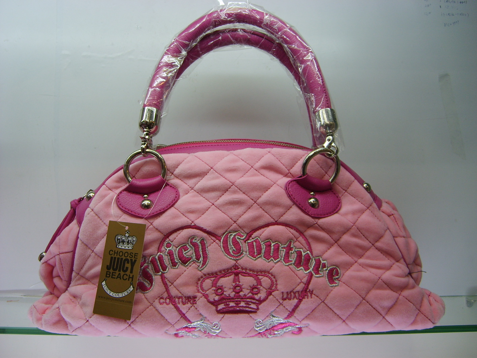 Juicy Couture  127 Bags Women's Tote Purse Handbags