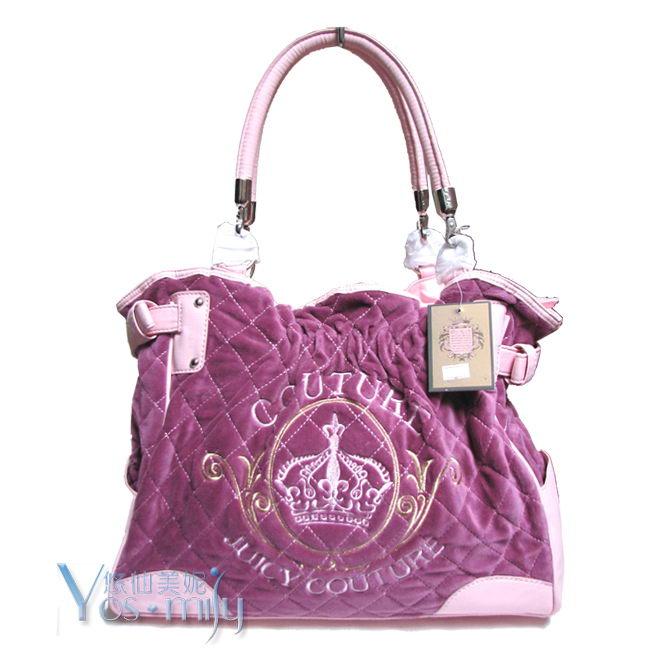 Juicy Couture  140 Bags Women's Tote Purse Handbags