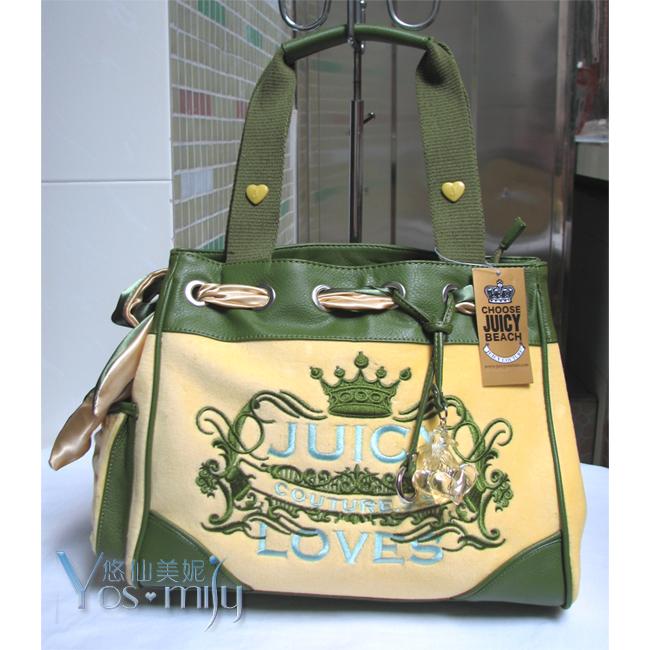 Juicy Couture  334 Bags Women's Tote Purse Handbags