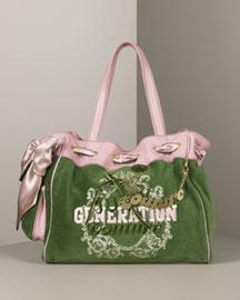 Juicy Couture  411 Bags Women's Tote Purse Handbags