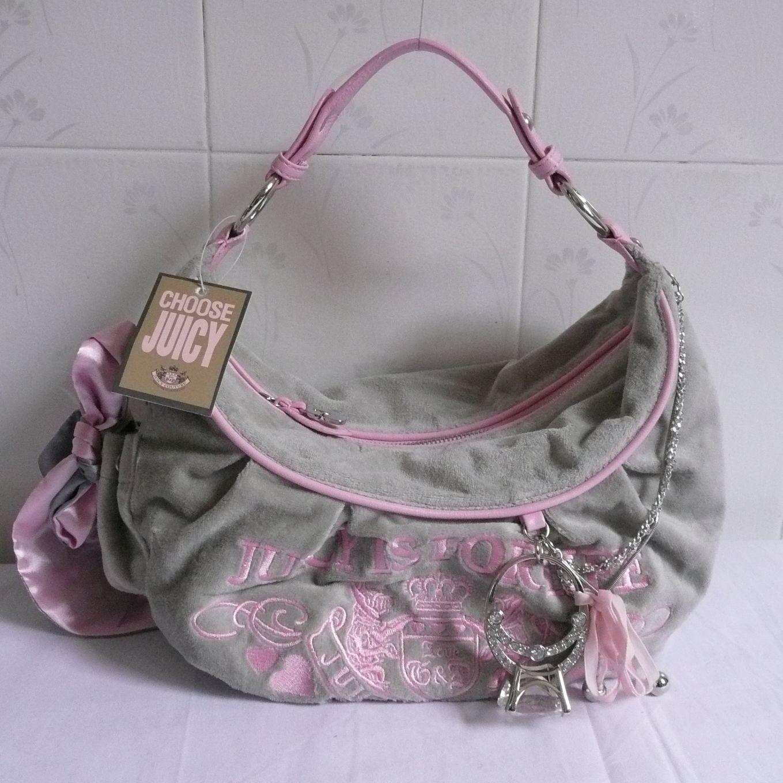 Juicy Couture  467 Bags Women's Tote Purse Handbags
