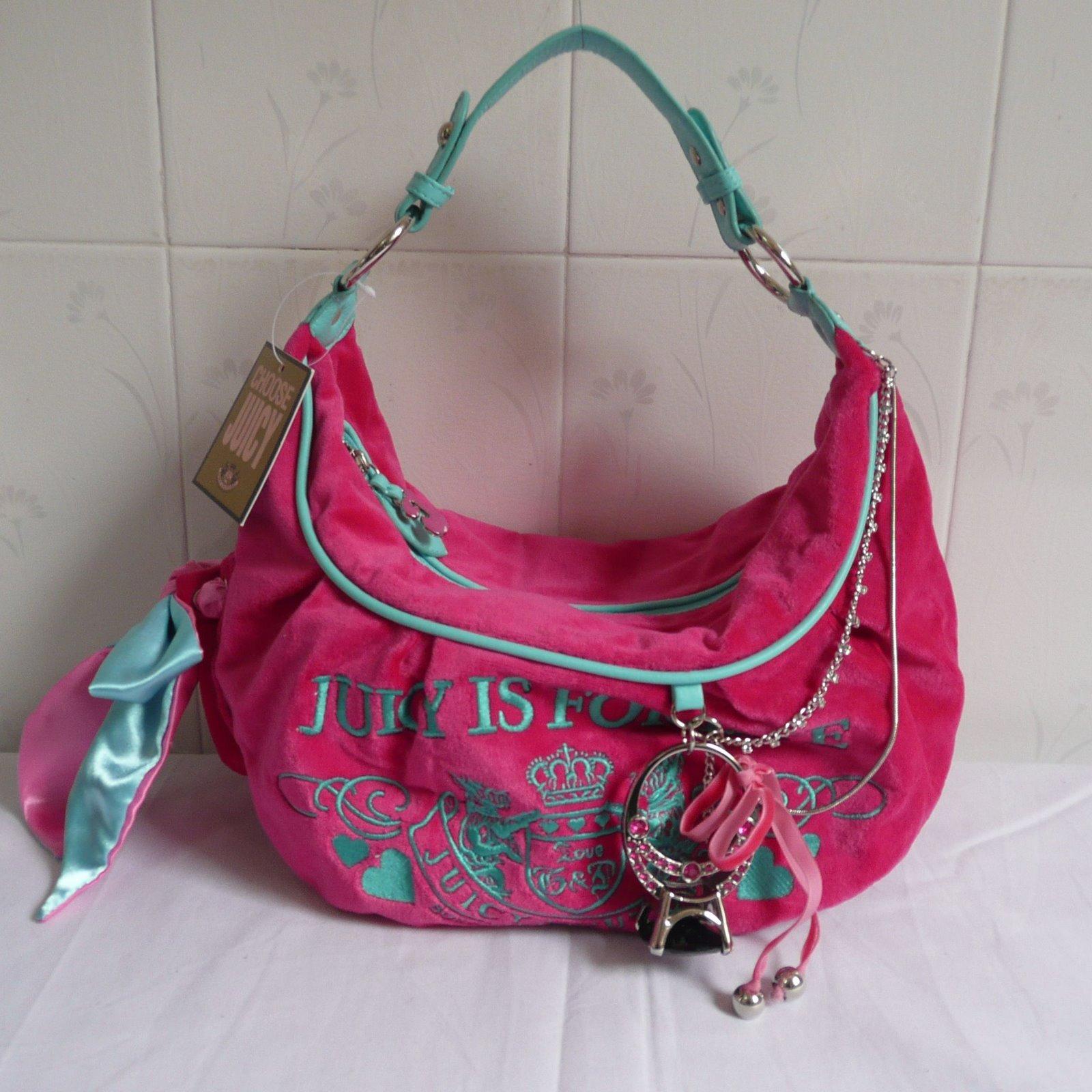 Juicy Couture  469 Bags Women's Tote Purse Handbags