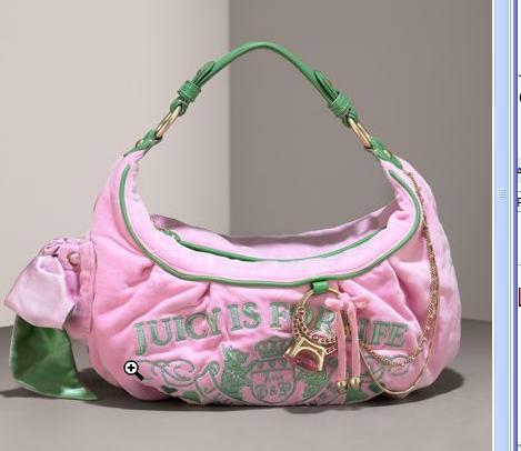 Juicy Couture  472 Bags Women's Tote Purse Handbags