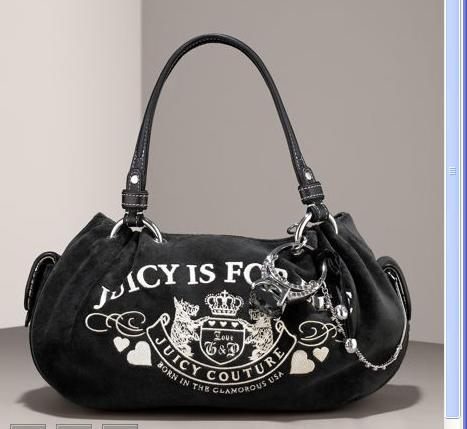 Juicy Couture  491 Bags Women's Tote Purse Handbags
