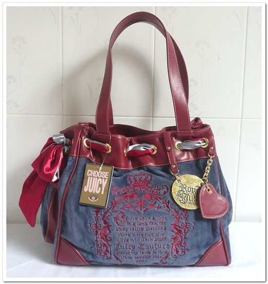 Juicy Couture  498 Bags Women's Tote Purse Handbags