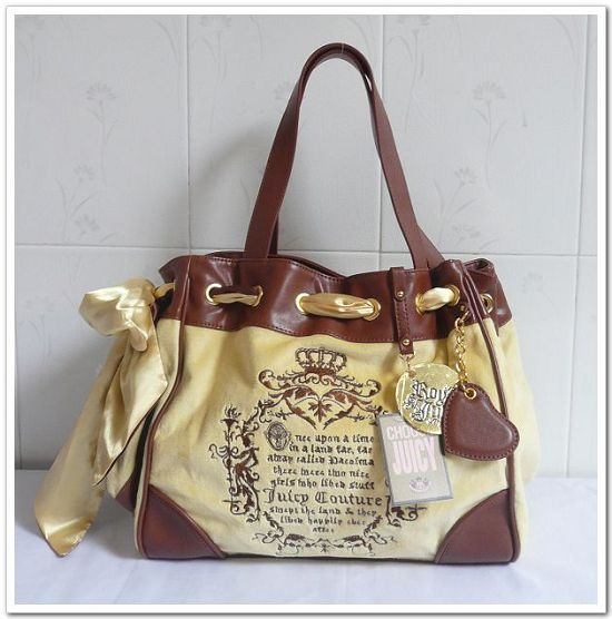 Juicy Couture  514 Bags Women's Tote Purse Handbags