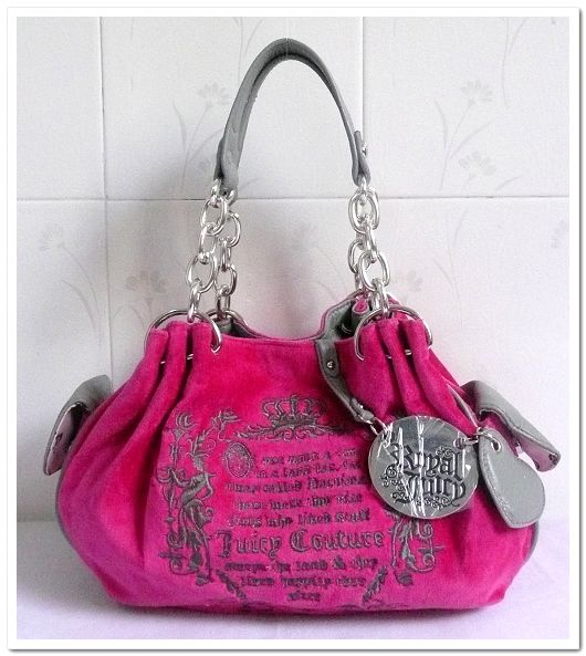 Juicy Couture  525 Bags Women's Tote Purse Handbags