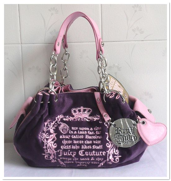 Juicy Couture  529 Bags Women's Tote Purse Handbags