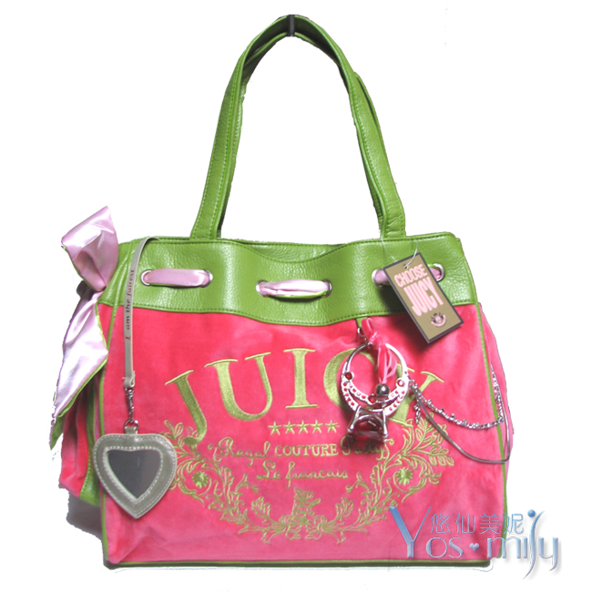 Juicy Couture  536 Bags Women's Tote Purse Handbags