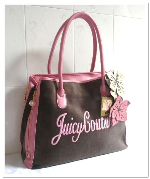 Juicy Couture  633 Bags Women's Tote Purse Handbags