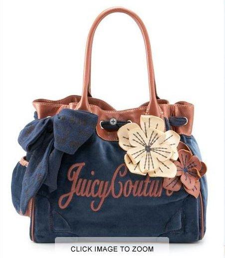 Juicy Couture  641 Bags Women's Tote Purse Handbags