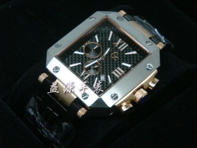 Guess Watch  00015 Men's Watches All-steel Wristwatches