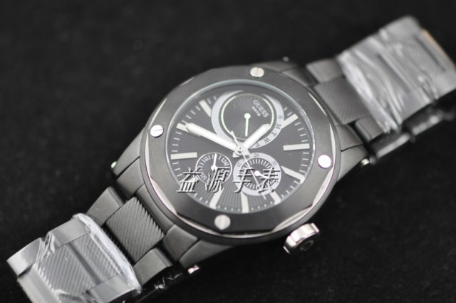 Guess Watch  00031 Men's Watches All-steel Wristwatches