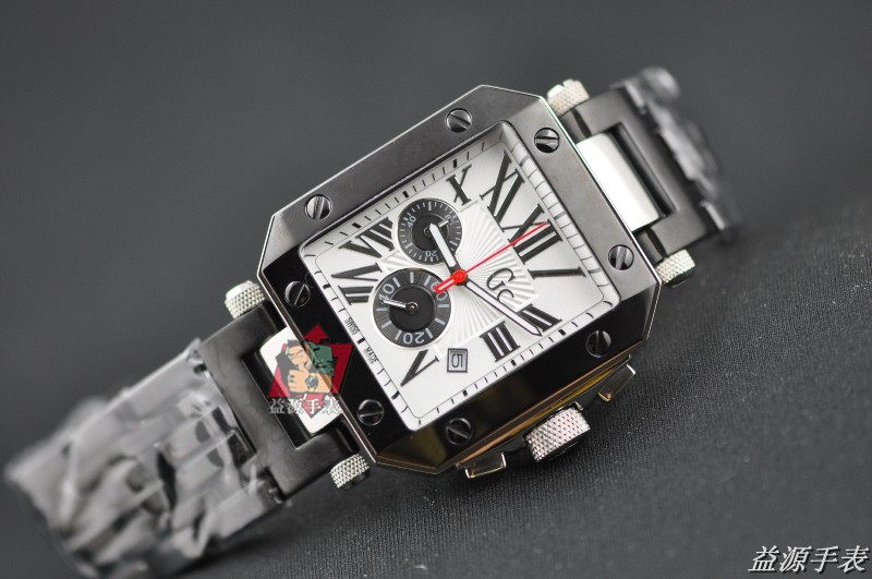 Guess Watch  00057 Men's Watches All-steel Wristwatches