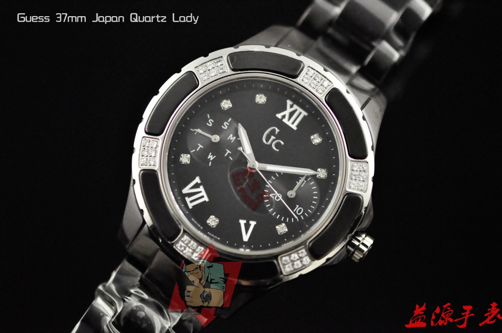 Guess Watch  00084 Men's Watches All-steel Wristwatches