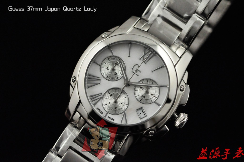 Guess Watch  00085 Men's Watches All-steel Wristwatches