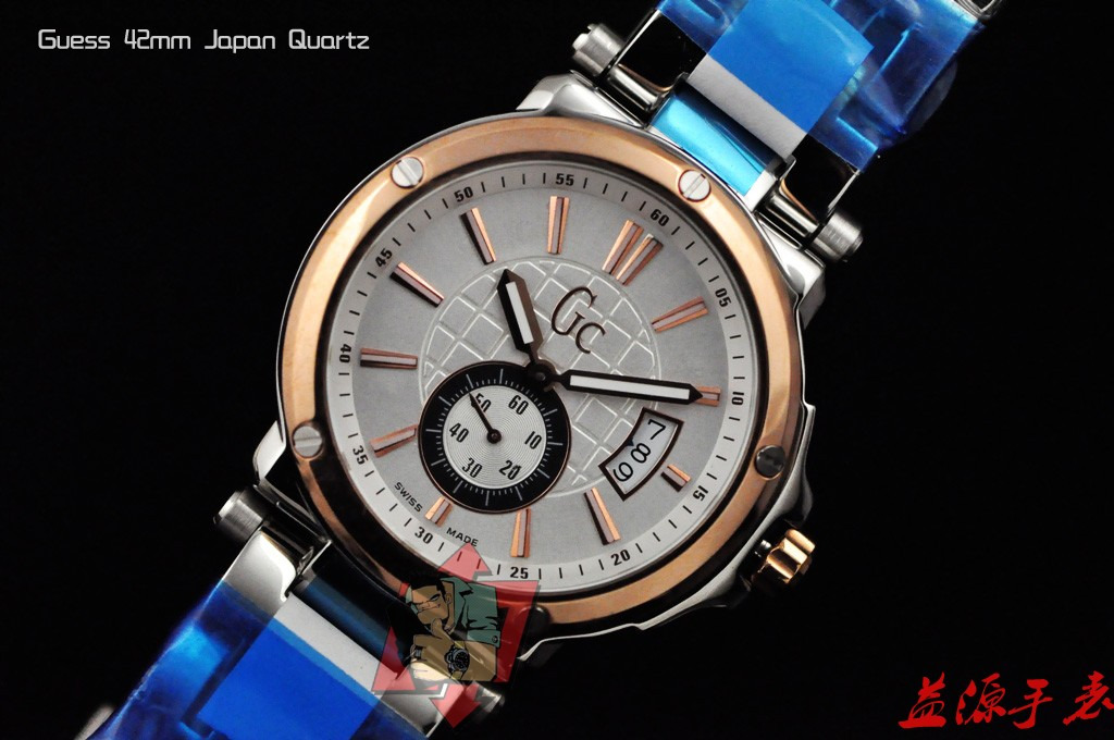 Guess Watch  00094 Men's Watches All-steel Wristwatches