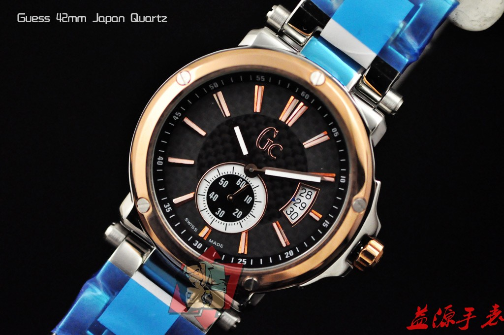 Guess Watch  00095 Men's Watches All-steel Wristwatches