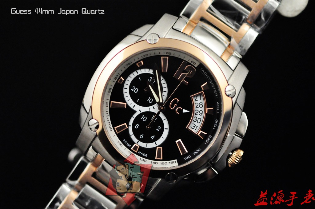 Guess Watch  00108 Men's Watches All-steel Wristwatches