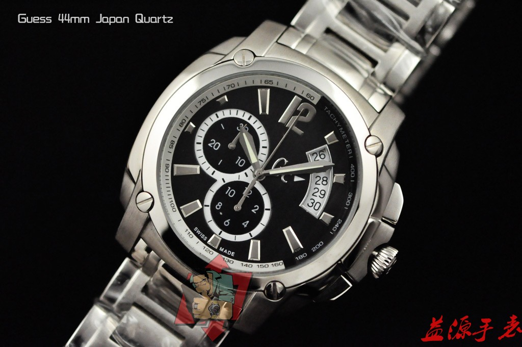 Guess Watch  00109 Men's Watches All-steel Wristwatches