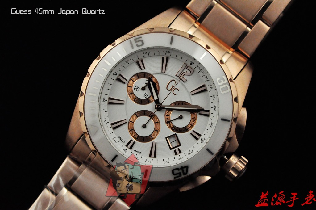 Guess Watch  00113 Men's Watches All-steel Wristwatches