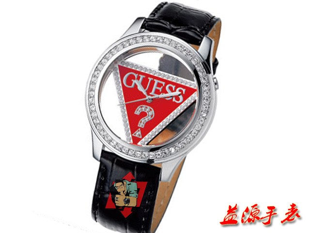 Guess Watch  00137 Men's Watches All-steel Wristwatches