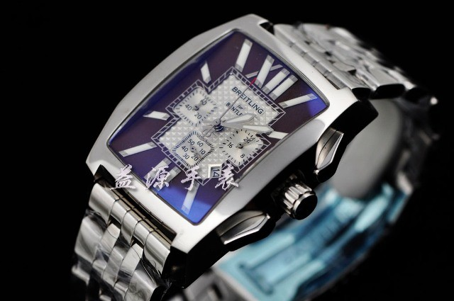 Breitling Watch  00211 Men's All-steel Wristwatches