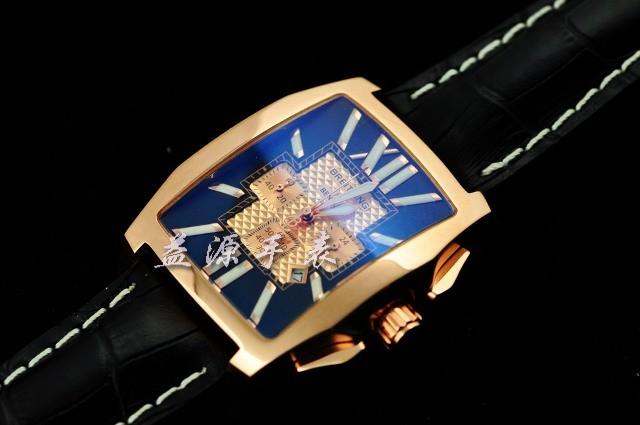 Breitling Watch  00216 Men's All-steel Wristwatches