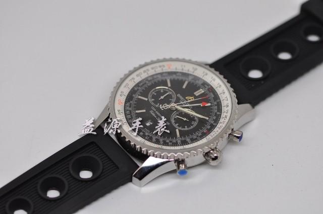 Breitling Watch  00228 Men's All-steel Wristwatches